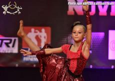 2016 IFBB World Children Champ - Girls 8-9y