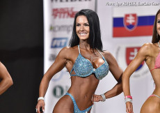 2017 Majstrovstvá Slovenska - bikini 169cm