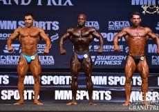 2015 Sweden GP - Bodybuilding up to 80kg final