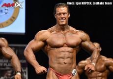 2016 Diamond Liverpool - Bodybuilding plus 100kg