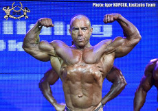 2015 World BB Spain - Bodybuilding 100kg