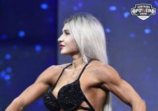 2021 Siberian Bodyfitness 160cm