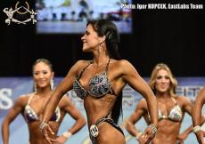 2015 World Fitness - Bodyfitness 158cm