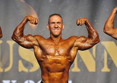 2014 Majstrovstvá Európy, kulturistika do 90kg