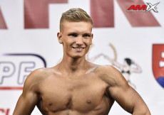 2018 Dubnica - mens physique do 178cm