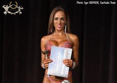 2017 Diamond Ostrava - Bikinifitness 162cm