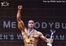 2017 World Mens Champ - BB 90kg