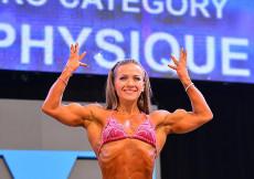 2014 Mozolani PRO Classic - Womens Physique