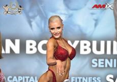 Fitness 163cm - 2019 European Championships