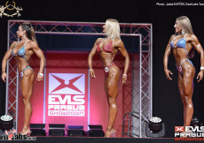 2017 EVLS Prague - Bodyfitness Overall