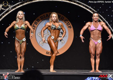 2017 Diamond Malta - Womens Physique