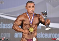 2017 ACE - Bodybuilding 70kg