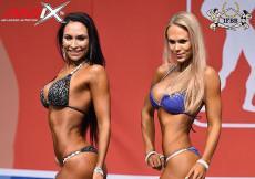 2014 Wilkins Championships - Prejudging Bikini over 168cm