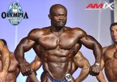 2016 Olympia Spain - bodybuilding 100kg