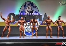 2015 Olympia Amat. Spain - Bodybuilding 70kg