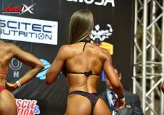 2018 Macedonia - Bikinifitness over 169cm