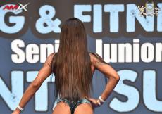 2021 European - Master Bikini 45y plus