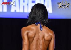 2018 Diamond Ostrava, Bodyfitness 163cm plus