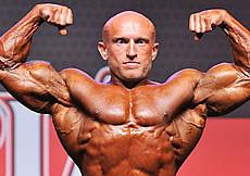 Bodybuilding do 80kg - Olympia Amateur Prague