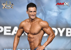 MPh 182cm - 2019 European Championships