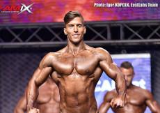 2016 EVLS Prague - Junior Bodybuilding