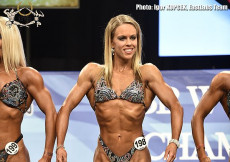 2015 World Fitness - Bodyfitness 168cm plus
