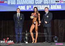 2018 Diamond Ostrava, Bikini Overall