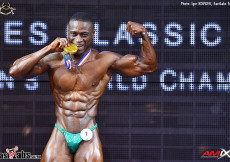 2017 World Mens Champ - G Classic BB 175cm