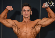 2014 World Classic, Alicante - weight-in