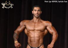 2017 Diamond Ostrava - Bodybuilding 90kg