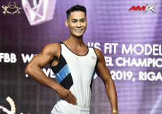 2019 IFBB World FitModel - men´s