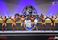 2015 Olympia Amat. Spain - Bodybuilding 85kg