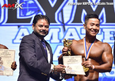 2016 Olympia Asia 1 day AWARDS