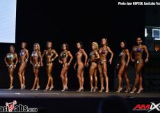 2016 M-SR žien - bodyfitness semifinále