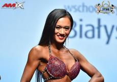 2018 World Fitness - Bikini 169cm