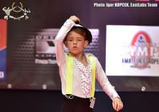 2016 IFBB World Children Champ - Boys 12y