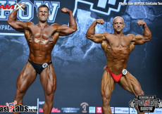 2016 Siberian Power - masters bodybuilding