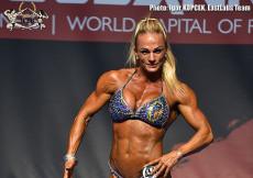 2016 European Ch. - womens physique