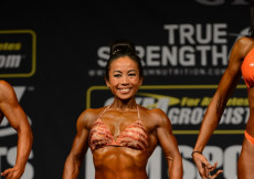 2014 Sweden Grand Prix - Women´s Physique