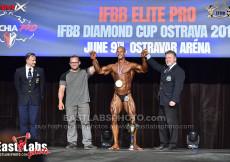 2018 Diamond Ostrava, Classic BB Overall
