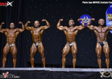 2016 World Masters - Bodybuilding OVERALL