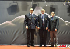 2014 World Classic, Alicante - officials and visitors