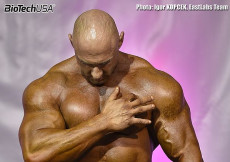 2016 Mediteranean - Bodybuilding over 90kg