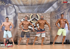 2019 World Cup Muscular Mens PHY