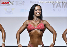 2016 Arnold Europe - Junior Bodyfitness