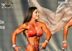 2018 European - Friday, Master Bodyfitness over 45y