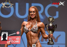 2018 Diamond Luxembourg, Bodyfitness Overall