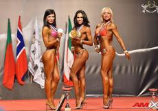 2014 World Cup Alicante - Finale 2 Bikini fitness