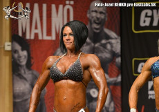 2016 Sweden GP - women´s physique