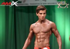 2014 World Championships Mexico - Junior MPh 175cm